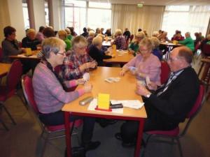 kaartmiddag voor ouderen
